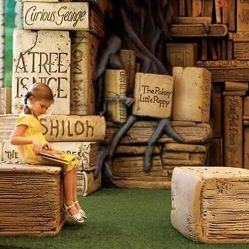 çocuk kitapları görsel