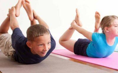 Çocuklarla Yoga